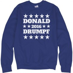 Donald Drumpf 2016