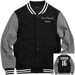Custom Senior Jacket