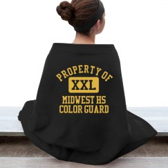 Color Guard Fan