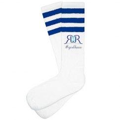 RR athletic socks
