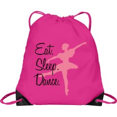 Eat Sleep Dance Bag
