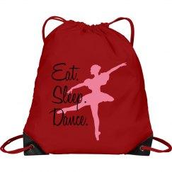 Eat Sleep Dance Bag