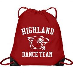 Highland Dance Team Bag