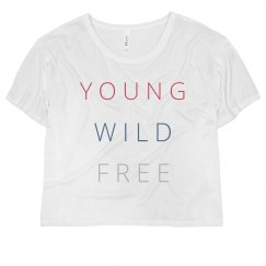 We Are Young Wild And Free