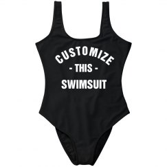 Customize This Swimsuit
