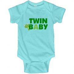Twin Baby A Boys Onesies