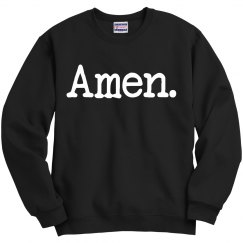AMEN UNISEX Sweatshirt