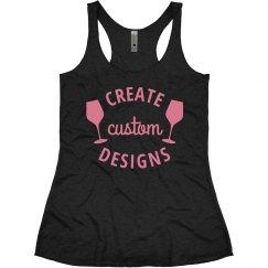 Custom Bachelorette Group Design