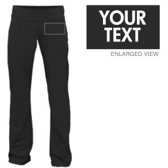 Customizable Fitness Pants