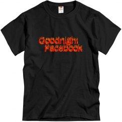 goodnight fb - tshirt