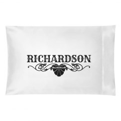 RICHARDSON. Pillow case