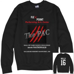 Flex Point Nationals Sweatshirt 2016