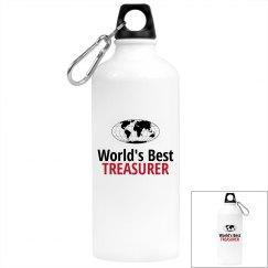 World's best Treasurer