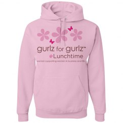 Lunch-time hoodie