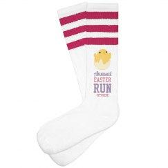 Custom Annual Easter Run Chick