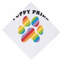Puppy Rainbow Pride