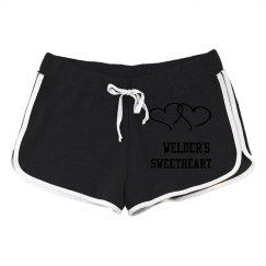 Welder Sweetheart Shorts