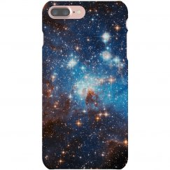 Dark Space Nebula Phone Case