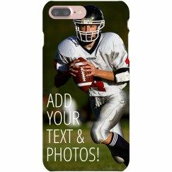 Football Mom Custom Phone Case