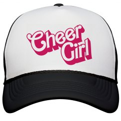 Cheer Girl Trucker Hat