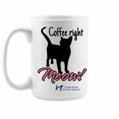 Coffee Right Meow SRAS