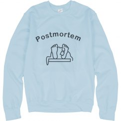Post Mortem Sweatshirt