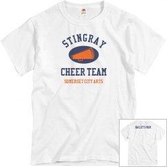 Parent Cheer Shirt