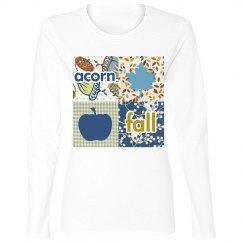 Ladies Fall Shirt
