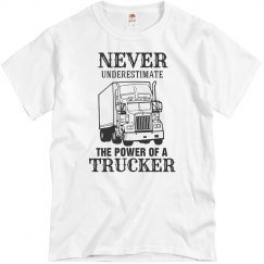 Power of a trucker