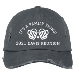 Fourth of July Family Reunion Custom