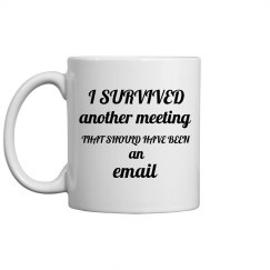 Survived meeting