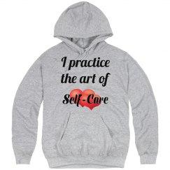 I practice the Art pf Self Care