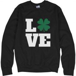 St Pattys Irish Love
