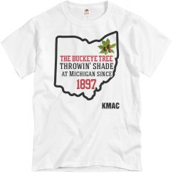 Buckeye Tree Shade Tee