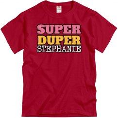 Super Duper Stephanie