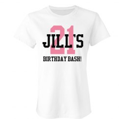 Jill's 21st Birthday