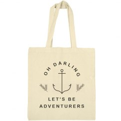 Cute Adventurers Travel Gift Tote
