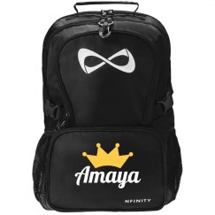 Crown Custom Name Bag
