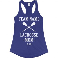 Custom Lacrosse Team Mom