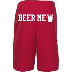 Beer Me Bro Shorts