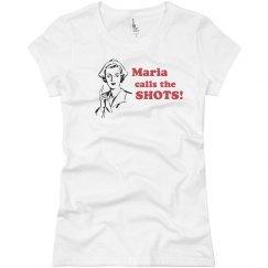 Nurse Maria