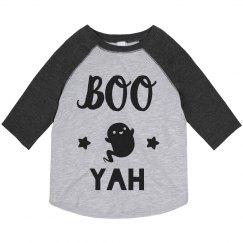 Boo Yah Halloween Tot