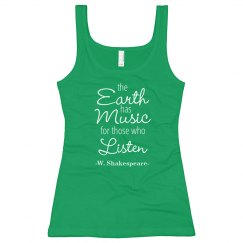 Listen To The Earth