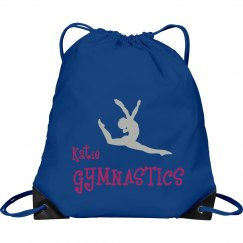 Gymnastics Cinch Bag