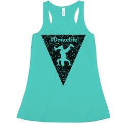 Break Dance Life Geometric Neon