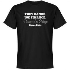 Dancer's Edge Dance Dad TShirt