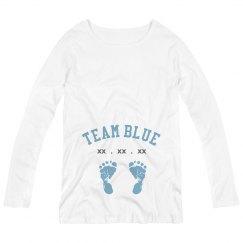 Custom due Date Team Blue