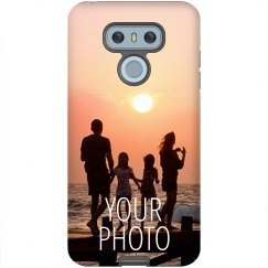 Family Custom Photo Phone Case