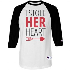 Stolen Hearts Couple Guy