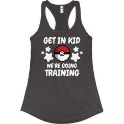 We're Training Bitch!